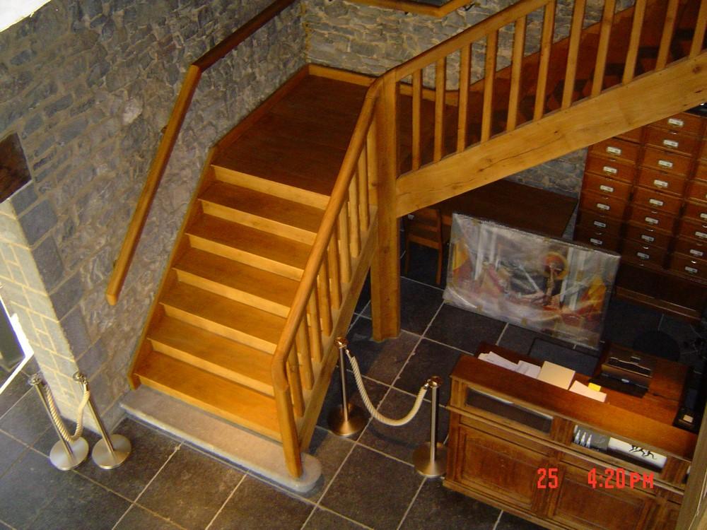 Aux Ateliers D Artois Fabrication D Escaliers Sur Mesure