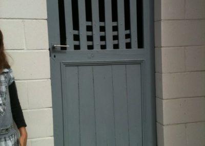 menuiserie porte de chapelle