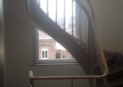 photo copie identique rampe débillardée