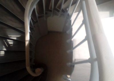 photo rampe débillardée sur plusieurs niveaux